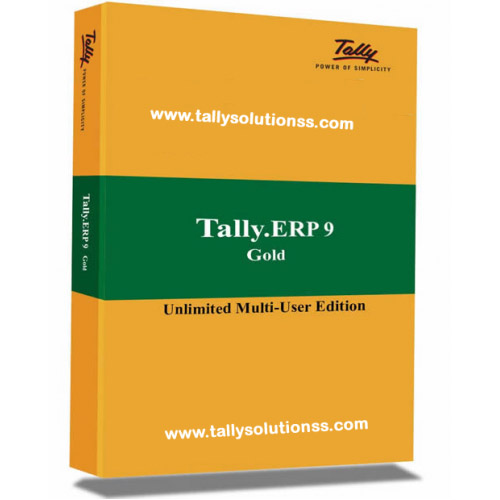 Tally.ERP9 Gold – Auditors' Edition