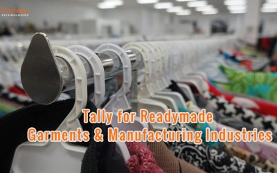 How Useful is ERP integrated with Tally beneficial for Garments & Manufacturing Industry?