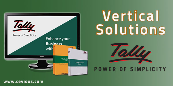 Tally Vertical Solutions