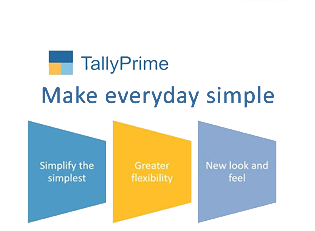 Tally Prime Make Everyday Simple