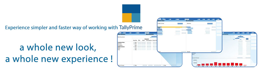 Tally Prime Page Banner